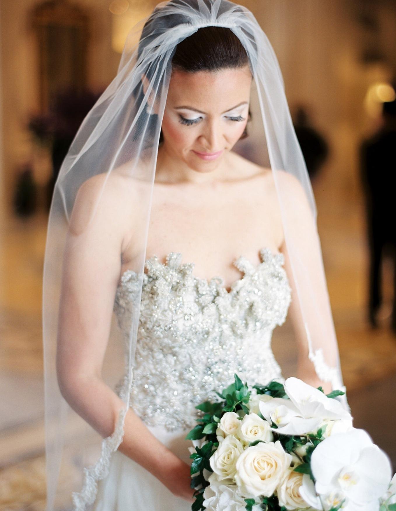 Maquillage «mariée»